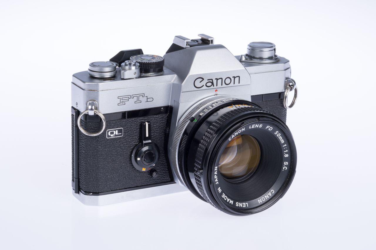 1971: Canon FTb